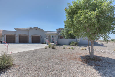 Rio Rancho Single Family Home For Sale: 1008 Inca Road NE
