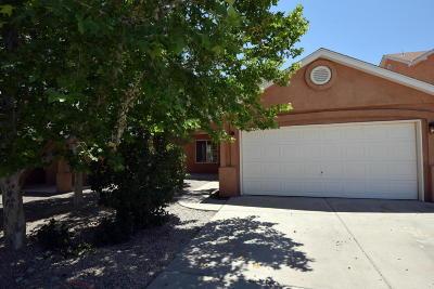 Rio Rancho Single Family Home For Sale: 1436 Penasco Road NE