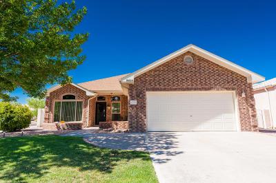 Albuquerque Single Family Home For Sale: 10824 Wolf Creek Road SE