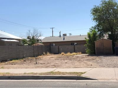 Albuquerque Residential Lots & Land For Sale: 1121 3rd Street SW