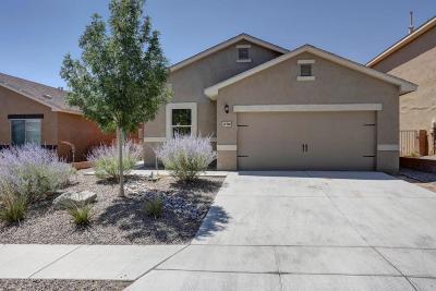 Albuquerque Single Family Home For Sale: 10740 Corona Ranch Road SW