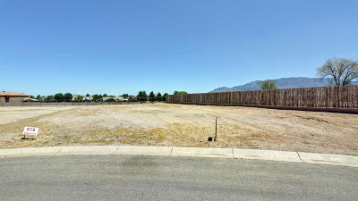 Albuquerque Residential Lots & Land For Sale: 619 Kabrico Court NE