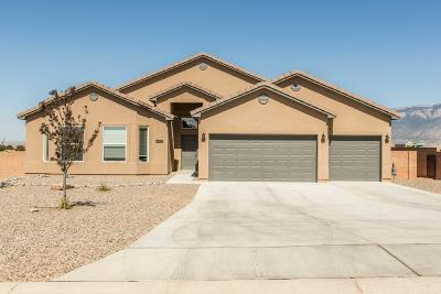 Rio Rancho Single Family Home For Sale: 3012 Vatapa Road NE