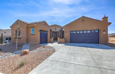 Single Family Home For Sale: 9316 Wind Caves Way NW