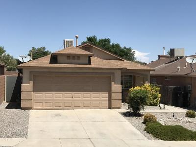 Albuquerque Single Family Home For Sale: 9927 King Ranch Lane SW