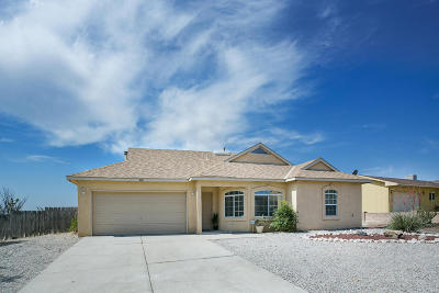 Rio Rancho Single Family Home For Sale: 1864 Doral Park Road SE