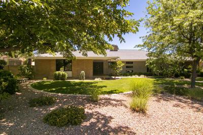 Albuquerque Single Family Home For Sale: 4316 Altura Avenue NE
