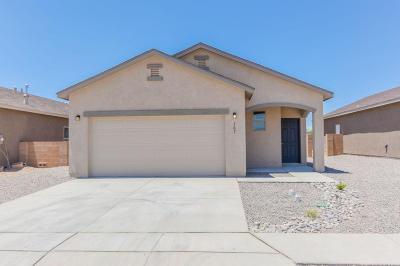 Albuquerque Single Family Home For Sale: 767 Jaconita Place SW