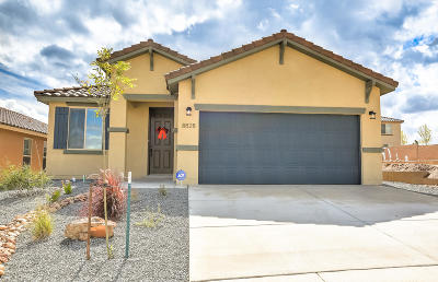 Albuquerque Single Family Home For Sale: 8828 Monsoon Road NW