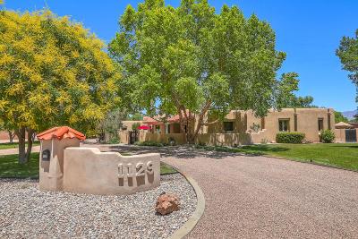 Albuquerque Single Family Home For Sale: 1129 Lanes End NW