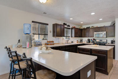 Albuquerque Single Family Home For Sale: 2841 Baco Noir Drive SW