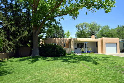 Albuquerque Single Family Home For Sale: 911 Parkland Circle SE