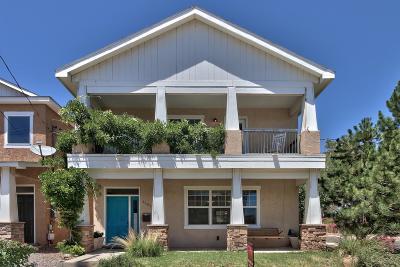 Albuquerque Single Family Home For Sale: 1501 Roma Avenue NW