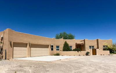 Rio Rancho Single Family Home For Sale: 608 Acicate Road NE