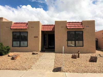 Albuquerque Attached For Sale: 8908 Chambers Place NE
