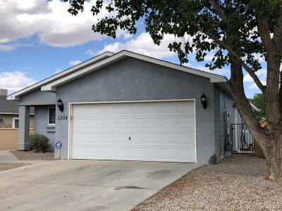 Rio Rancho Single Family Home For Sale: 3204 Colmor Meadows Drive NE