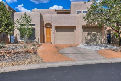 Single Family Home For Sale: 13243 Chaco Canyon Lane NE