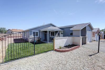 Rio Rancho Single Family Home For Sale: 4851 Nickel Drive NE