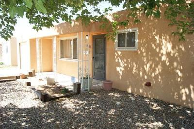 Albuquerque Single Family Home For Sale: 2333 Cagua Drive NE
