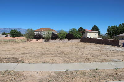 Albuquerque Residential Lots & Land For Sale: 6404 Thunderbird NW