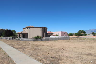 Albuquerque Residential Lots & Land For Sale: 6408 Thunderbird Circle NW