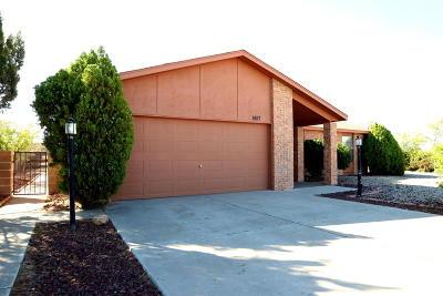Rio Rancho Single Family Home For Sale: 1457 Gadwall Road NE