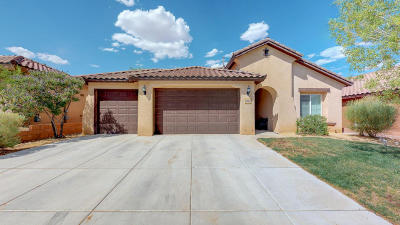 Rio Rancho Single Family Home For Sale: 108 Monte Vista Drive NE
