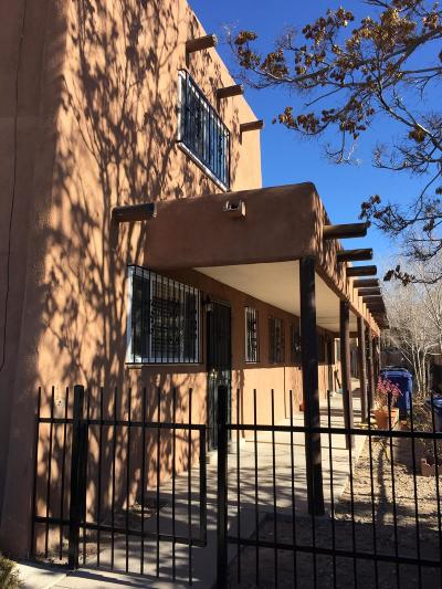 Albuquerque Multi Family Home For Sale: 3608 Lafayette Drive NE