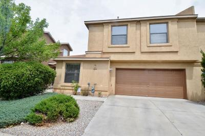 Albuquerque Attached For Sale: 8604 Simi Lane NE