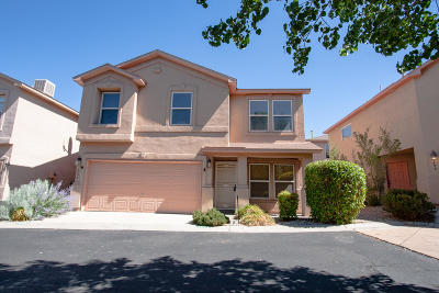 Albuquerque Single Family Home For Sale: 3408 Mountainside Parkway NE