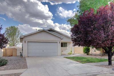 Rio Rancho Single Family Home For Sale: 720 Winston Meadows Drive NE