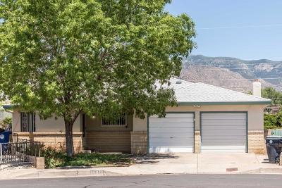 Albuquerque Single Family Home For Sale: 10412 Stovall Court NE