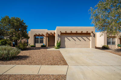 Albuquerque Single Family Home For Sale: 3916 Trailing Place NW