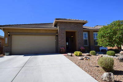 Rio Rancho Single Family Home For Sale: 4209 North Pole Loop NE
