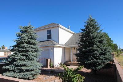 Tijeras, Cedar Crest, Sandia Park, Edgewood, Moriarty, Stanley Single Family Home For Sale: 221 Tingley Avenue