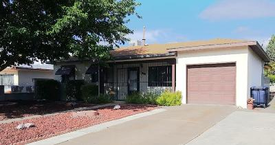 Albuquerque Single Family Home For Sale: 832 Kentucky Street SE