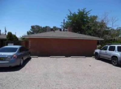 Albuquerque Multi Family Home For Sale: 2449&2451 Chelwood Park Boulevard NE
