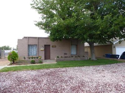Albuquerque Single Family Home For Sale: 323 Wisconsin Street NE
