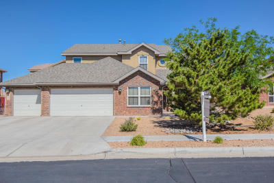 Rio Rancho Single Family Home For Sale: 1805 Paseo De La Villa SE