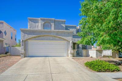 Albuquerque Single Family Home For Sale: 7200 Cardiff Avenue NE