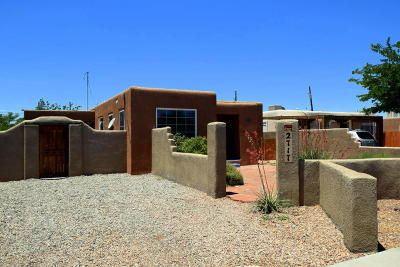 Albuquerque Single Family Home For Sale: 2717 Monk Court NW