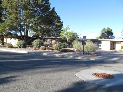Albuquerque Single Family Home For Sale: 6411 Lovelace Road SE