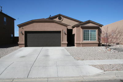 Rio Rancho NM Single Family Home For Sale: $175,000
