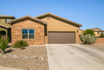 Rio Rancho NM Single Family Home For Sale: $309,900