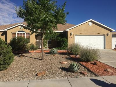 Valencia County Single Family Home For Sale: 114 Kaghan Loop