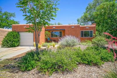 Albuquerque Single Family Home For Sale: 924 Manzano Street NE