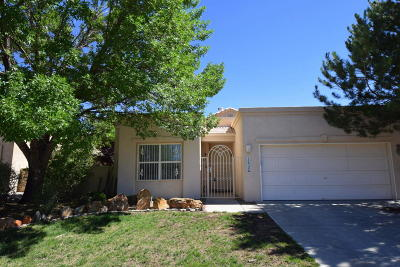 Albuquerque Single Family Home For Sale: 10828 Jewel Cave Road SE