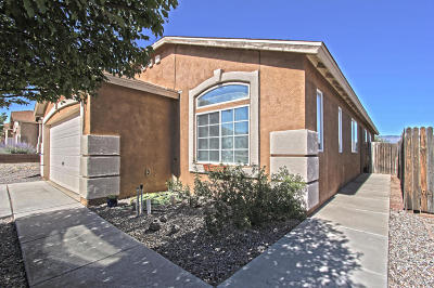 Albuquerque Single Family Home For Sale: 10612 Brookline Place NW