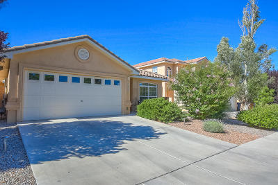 Albuquerque Single Family Home For Sale: 5515 Benson Court NW