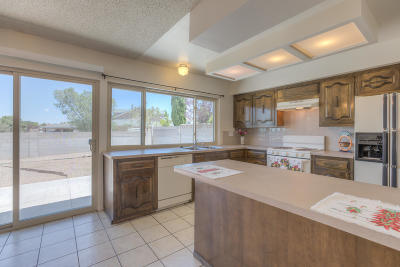 Albuquerque Single Family Home For Sale: 3801 Madrid Drive NE